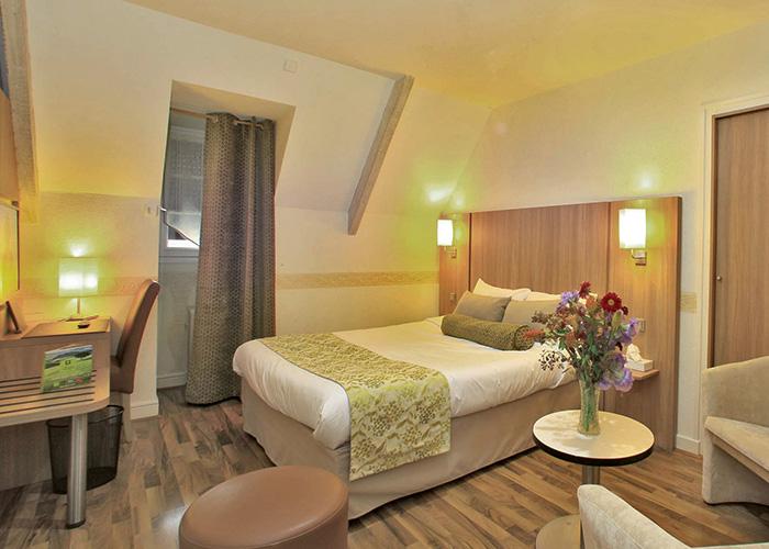 Hostellerie du Causse - chambre single